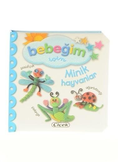 Çiçek Yayıncılık Bebeğim İçin-Minik Hayvanlar Renkli